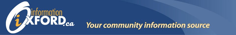 Information Oxford - Your community information source (logo)