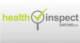 Southwestern Public Health - health inspect (link to resource)